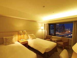 ホテルオークラ神戸:メインフロアスタンダードツイン