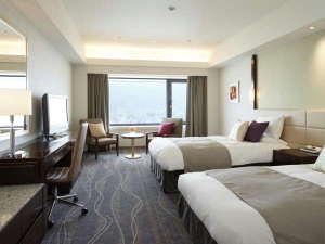 ホテルオークラ神戸:デラックスツイン16~27階