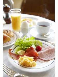 ノルマンディ朝食