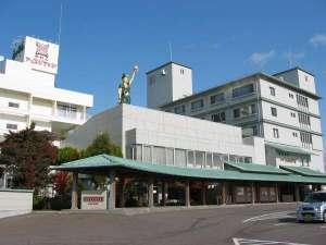 津軽のお宿 南田温泉ホテルアップルランドの写真
