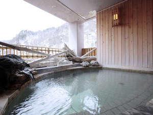 ぬくもりの宿 ふる川:8階『最上階展望浴場』ゆっくりと温泉をお楽しみくださいませ。