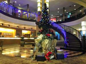 金沢ニューグランドホテル:★金沢のクリスマスをお楽しみくださいませ★