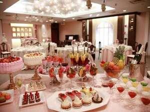 立川グランドホテル:3階フロア 宴会場デザートブッフェイメージ
