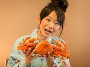 大ずわい蟹をひとりで一杯(1匹)食べてみたい♪