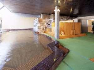 癒しの名物「畳風呂」は北関東最大級でメディア出演多数!!滑りにくいからお子様も安心♪