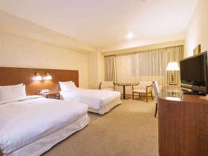 アートホテル旭川:スーペリアツイン‐エキストラベッド追加で最大4名様まで宿泊可能