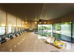 鴨川シーワールドホテル:大浴場「鴨川温泉なぎさの湯」ベビーグッズもあり!