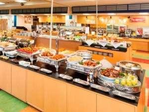 鴨川シーワールドホテル:和食・洋食・中華の約40種類のバイキング