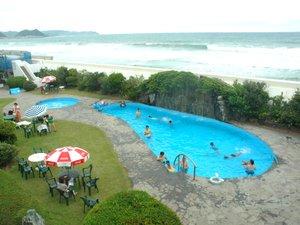 鴨川シーワールドホテル:ホテルガーデンプール(夏期のみ)