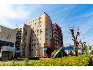 ホテルたいよう農園 徳島県庁前の写真