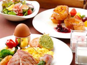【テラスレストラン・フェリエ】朝食ブッフェイメージ写真