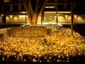 【冬】夜間外観 ※イメージです