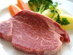 プチホテル ホワイトルンゼ:極上の飛騨牛を夕食にどうぞ!