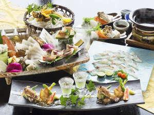 """鞆の浦温泉 汀邸 遠音近音(みぎわてい をちこち):「目で美しく、ひと品、ひと品丁寧に。」料理旅館ならではの""""繊細な味わい""""をお愉しみくださいませ――。"""