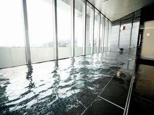 最上階10F宿泊者専用展望浴場