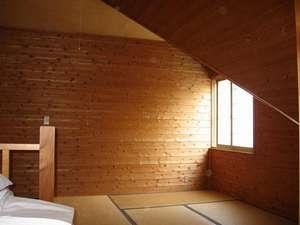 温宿 田舎家:二階のお部屋はこんな感じ・・・