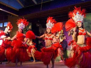 ルネッサンスリゾートオキナワ:ポリネシアンナイト熱い夜をお楽しみください