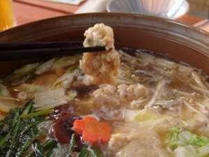 地元食材が味わえる宿 川床屋