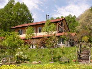 小さなホテル メゾンドビュー八ヶ岳の写真