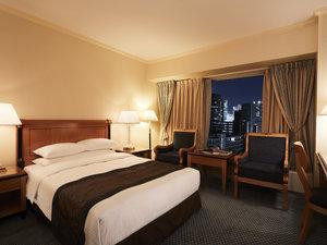リーガロイヤルホテル:ダブル 27㎡ ワンランク上のリラックスタイムを。【デラックスフロア】