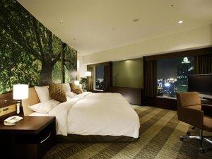リーガロイヤルホテル:ナチュラルコンフォートフロア スイート一例