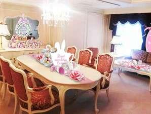 リーガロイヤルホテル:【期間限定】ウサギやタマゴがいっぱいのお菓子なイースタースイート宿泊プラン♪