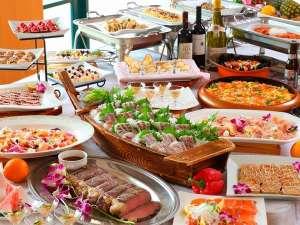 西海橋コラソンホテル:■夕食■サマーディナーバイキング/イメージ・・・和食・洋食を取り入れたバイキング