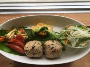 朝食は日替わりで洋食、和食をご提供!