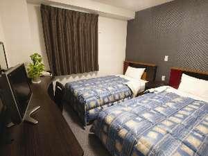 ホテルイン鶴岡:ツインルーム