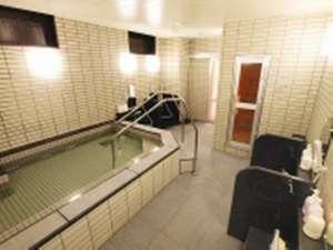 ホテルイン鶴岡:大浴場