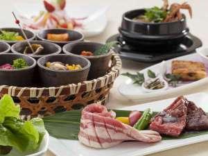 焼肉の新しい美味しさを自慢の韓国料理とともにお召し上がりください。