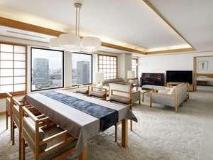 南館34階スイート「シンフォニー」