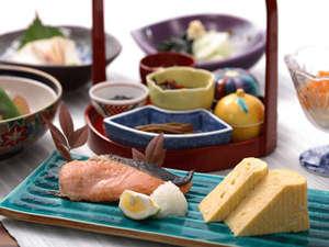 金沢の宿 由屋るる犀々(ゆうやるるさいさい):自慢の朝食