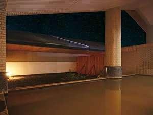 屈斜路プリンスホテル:【美肌の湯】屈斜路温泉露天風呂