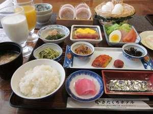 和定食☆日本の朝は温かいお味噌汁から♪