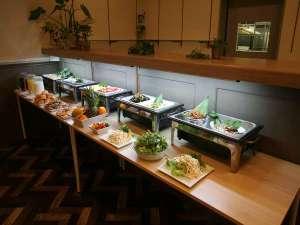 ホテルミラーゴ中部空港:朝食バイキング