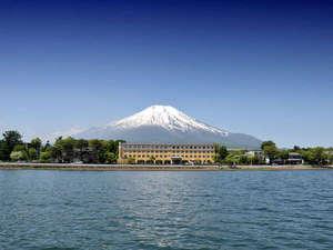 山中湖富士松温泉 富士松園ホテル:*雄大な風景の中でお寛ぎ下さい♪