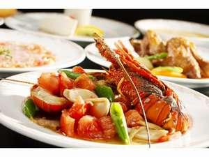 プチホテル 稲取リゾート:伊勢海老の旨みを活かした、稲取リゾートだけの美味しさ