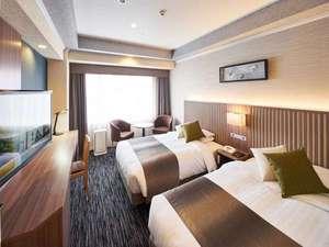 パレスホテル立川:ツインルーム(新)