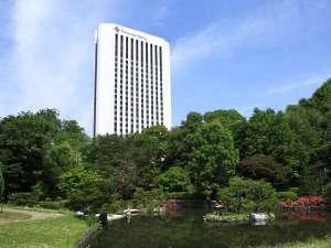 プレミアホテル 中島公園 札幌(旧ノボテル札幌)の写真