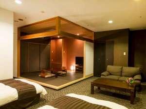 九十九島ベイサイドホテル&リゾートフラッグス:FLAGS 和洋室