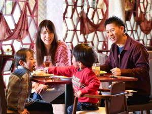 九十九島ベイサイドホテル&リゾートフラッグス:お子様大歓迎!ご家族での素敵な思いで作りに・・・♪