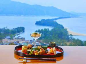 玄妙庵:天橋立の絶景を望みながら食すお料理は絶品