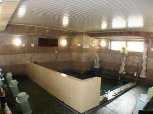 パークイン高崎:男性専用大浴場