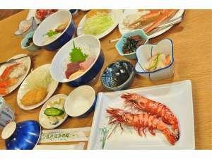 ニセコ五色温泉旅館:ニセコの山で採れた四季の山菜を中心としたメニューとなっております。