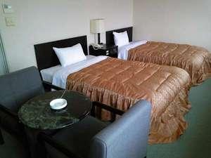 鴨宮ステーションホテル:ツインルーム