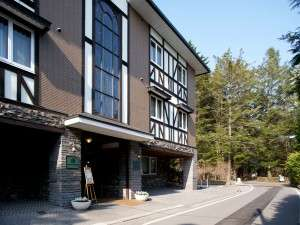 旧軽井沢 ホテル 軽井沢エレガンス