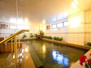 別府ステーションホテル:温泉大浴場/女湯