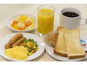 藤沢ホテル:★無料軽朝食★6時30分~10時まで営業しております。ご宿泊者様はどなたでもお召し上がり頂けます。