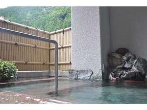 湯心の宿 旅館いちかわ:露天風呂 ゆっくりとお入り下さい